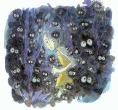 イメージ10 - となりのトトロ イラストの画像 - マンガ、アニメ、のオススメ!~ガンダムさんのブログ~ - Yahoo!ブログ