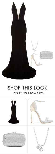 """Sem título #2971"" by mprocedi on Polyvore featuring moda, Alex Perry, Casadei, Love Moschino e Gucci"