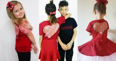 Unique children's clothing in 0-10 years, handmade in the UK. Lace, hearts and gorgeous details...