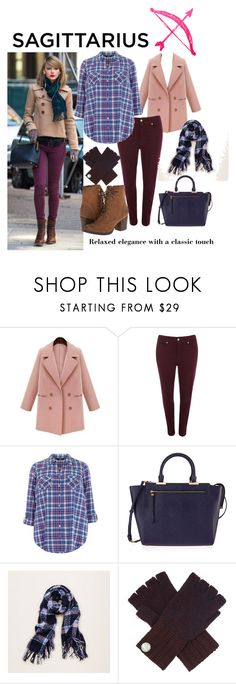 """""""Fashion Horoscope : Sagittarius - Taylor Swift"""" by shistyle ❤ liked on Polyvore featuring Henri Bendel, Aerie, Marc by Marc Jacobs, Madden Girl, taylorswift, sagittarius and whatsyoursign"""