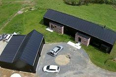 barn houses nz - Google Search
