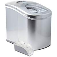 Prime Home Portable Ice Machine For Countertop Ice Cubes Ready