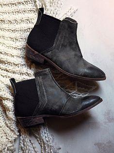 Dark Horse Ankle Boot