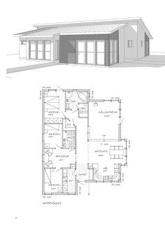 Bläddra inspirationskatalog | Sävsjö Trähus AB Sims 4 Houses, Good House, Living Spaces, House Plans, Frames, Sweet Home, Floor Plans, Exterior, Flooring
