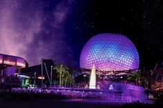 """The Mouselets on Instagram: """"Today, you're an imagineer! They've decided to paint Spaceship Earth, and you're in charge of the color. What do you choose? We can't…"""" Spaceship Earth, You Choose, Disneyland, Canning, Photography, Paint, Instagram, Color, Photograph"""