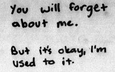 14) Monster broken beyond repair. | We Heart It | quote, forget ...