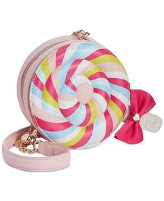 Betsey Johnson Lollipop Crossbody - All Handbags - Handbags & Accessories - Macy's