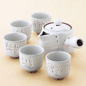 Japanese Online Shop - Tranquility Tea Set: JCRAFTS.com