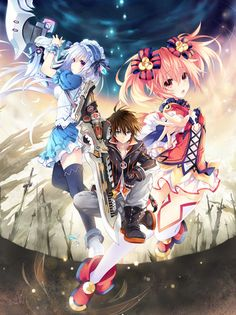 Fairy Fencer F: Advent Dark Force's N. America, Europe Releases Dated     PS4 game slated for N. America on July 26, Europe on July 29        Idea Factory International announced on Tuesday that it will release Compile H... Check more at http://animelover.pw/fairy-fencer-f-advent-dark-forces-n-america-europe-releases-dated/