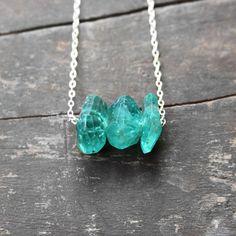 Lux Apatite Necklace
