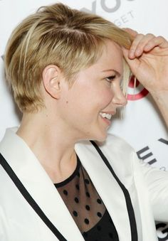 Side View of Short Pixie Cut: Best Short Hairstyle for 2014