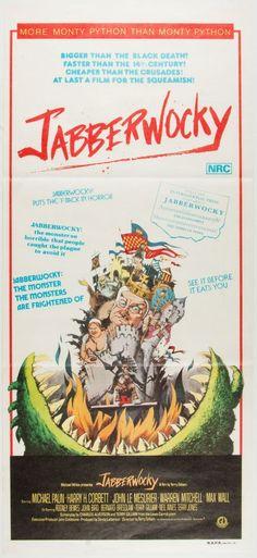 Amazing poster for strange movie