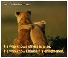 WHO KNOWS OTHERS