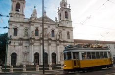 Electrico 28 - Lisbon's star Tram, Portugal -  In a city with so many historical trams, one wonders why Tram 28 (locally known as eléctrico 28) is so famous in the Portuguese capital. It's not about the tram in itself (they all look pretty much alike) – it's all about the voyage that it invites you on…