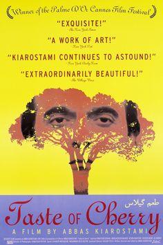 """""""El sabor de las cerezas"""" (""""Ta'm-e gīlās""""), de Abbas Kiarostami (Irán, 1997)"""