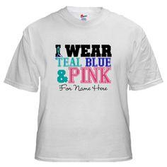 Custom Thyroid Cancer Shirt