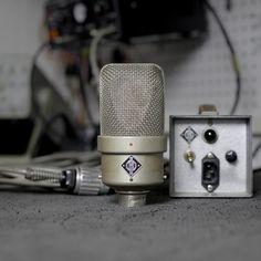 Neumann M49 #2039 (Vintage) - Large Diaphragm Condensers - Microphones - Recording - Vintage King Audio