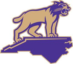 Don't you just love this Western Carolina University logo? :)