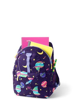 ClassMate Small Backpack - Print