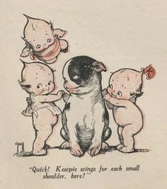Soloillustratori: Rose O'Neill (le Kewpies)