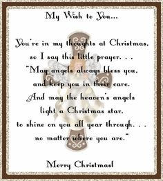 Merry+Christmas+My+Friend+Poem   Christmas Wishes for my Family and Friends ~ Blog by Fyretygress Fubar ...