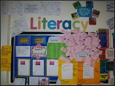 Creative Teaching Displays: Working Walls - Literacy and Maths Classroom Displays Ks2, Literacy Display, Ks2 Classroom, Teaching Displays, Class Displays, School Displays, Classroom Walls, Primary Classroom, Classroom Ideas