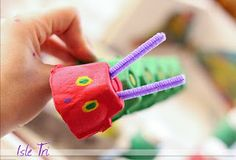 Cute Food For Kids?: 22 The Very Hungry Caterpillar inspired food creations