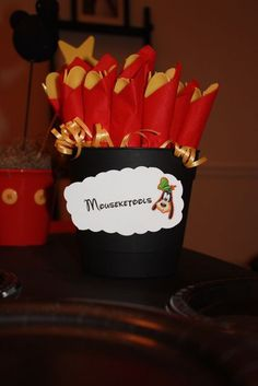 Mickey Mouse Clubhouse Birthday Party Ideas | Photo 15 of 183