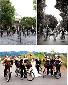 WEDDINGS ON BIKE!