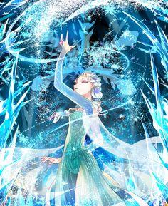 Elsa the Snow Queen/#1734645 - Zerochan