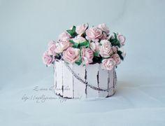 tutorial: miniature floral planter