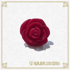 Baby, the stars shine bright Rose drop sky ring