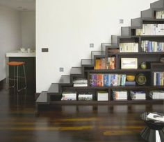 Space Saving Staircase Designs - iCreatived