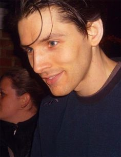 Colin Morgan - maybe Sinter Blackwell looks like this without his makeup