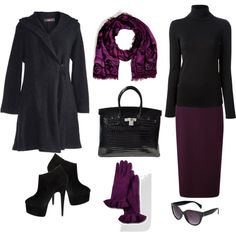 """Plus Size / Office Pretty"" by terry-tlc on Polyvore"