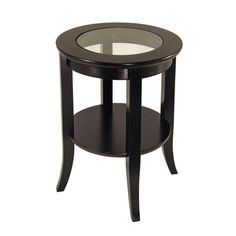 Winsome Wood 92218 Genoa End Table   Lowe's Canada