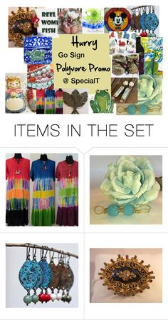 """""""Special Message"""" by rescuedofferings ❤ liked on Polyvore featuring art and EtsySpecialT"""