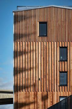 dinelljohansson: sjöhusen - #dinelljohansson #facade # sjöhusen #dinelljohansson #facade #sjohusen