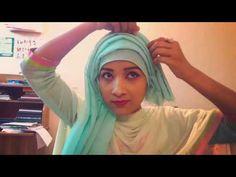 hijab tutorial easy hijab styles niqab tutorial hijab tutorial simple sarf every. hijab tutorial easy hijab styles niqab tutorial hijab tutorial simple sarf every Easy Hijab Style, New Hijab Style, Hijab Style Tutorial, Turban Hijab, Hijab Niqab, Hijab Fashion Inspiration, Style Inspiration, How To Wear Hijab, Diy Clothes