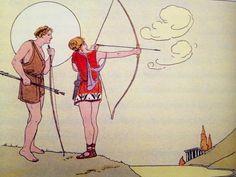 Diana and Apollo (Margaret Evans Price)