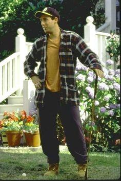 Adam Sandler ~ Happy Gilmore (1996) ~ Movie Photos #amusementphile