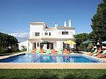 Villa Tenazinha II in Praia da Falesia, Albufeira, Central Algarve. Book direct with private owner. P9149