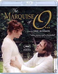 THE MARQUISE OF O... BLU-RAY (FILM MOVEMENT)