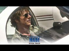 FFFILM: Recenze: Barry Seal, nebeský gauner [American Made] - 90%