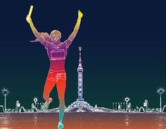 "Check out new work on my @Behance portfolio: ""Asia Olympic / Ashgabat"" http://on.be.net/1ICX3IZ"