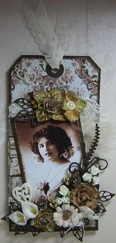 Stunning.  Great way to use old family photos or for gifts.