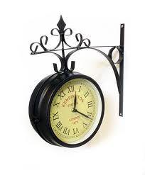 Edinburgh Clock Works Victorian Wall Clock Kohls