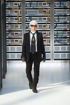Défilé Chanel Printemps-été 2017 PRÊT-À-PORTER (Karl Lagerfeld)
