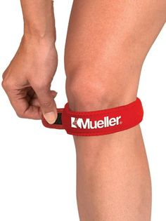 Jumper's Knee Band Helps With Osgood Schlatters Disease