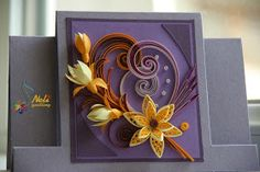 neli: Quilling cards-new version